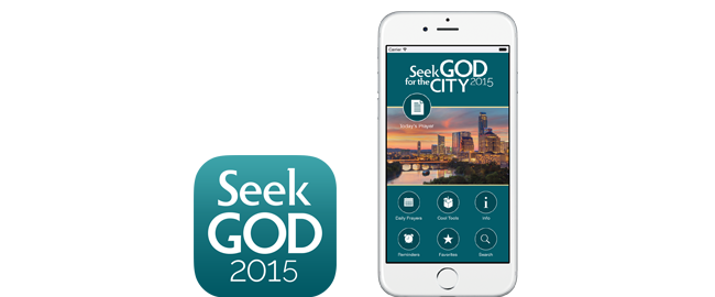 seek god app icon